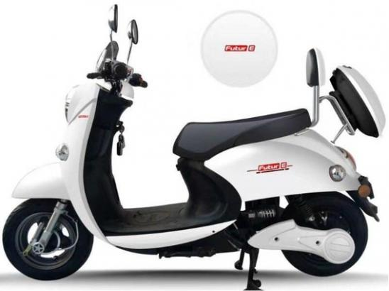 Moto Electrica Modena Future 1200w Scooter