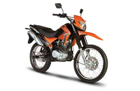 Corven Triax 200 R3