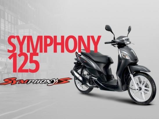 Sym Symphony 125 (2021)