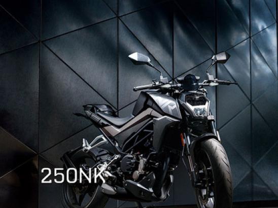 CF MOTO NK 250 ABS