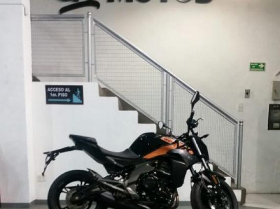 CF MOTO NK 400 ABS USADA
