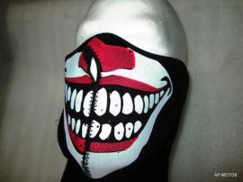 Mascara Cubre Cara Sonrrisa