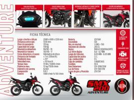 Gilera Smx 200 Adventure - DS1