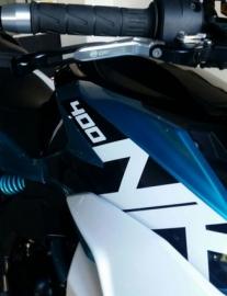 CF MOTO NK 400 ABS USADA Con Accesorios