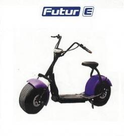 SCOOTER ELECTRICO FUTUR E FX-04
