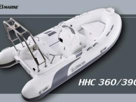 Semirrigido Coralsea HHC 360