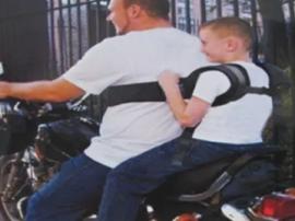 Arnes Cinturon de Seguridad para Niños MKMSH01